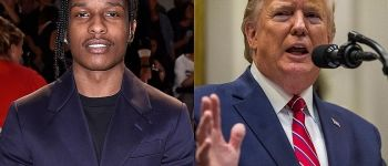 A$AP Rocky Thanked Donald Trump For Support During Swedish Imprisonment