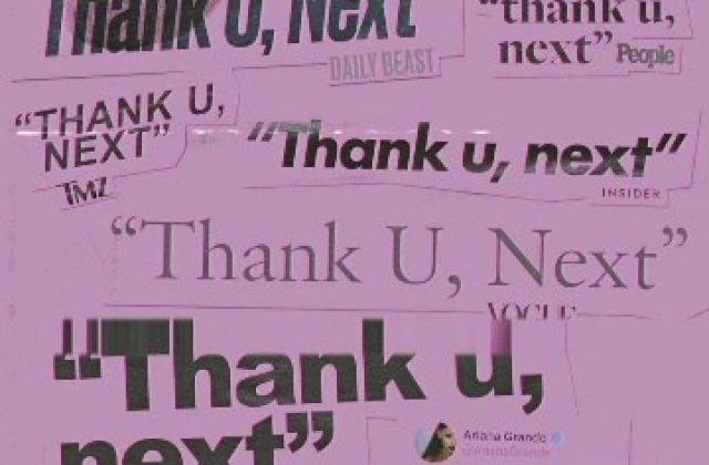 Ariana Grande – Thank You Next MP3.