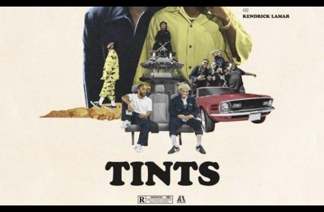 Download MP3: Anderson.Paak – Tints Ft. Kendrick Lamar