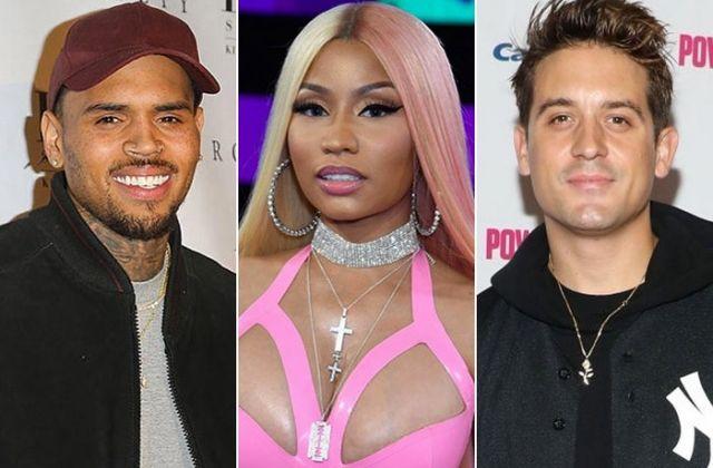 DOWNLOAD : Chris Brown – Wobble Up ft. Nicki Minaj & G-Eazy