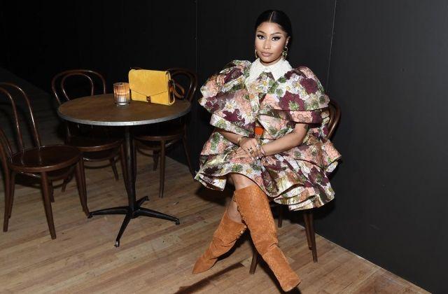Nicki Minaj Responds To Pregnancy Rumours