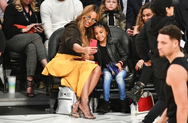 Beyoncé & Blue Ivy Win NAACP Award For