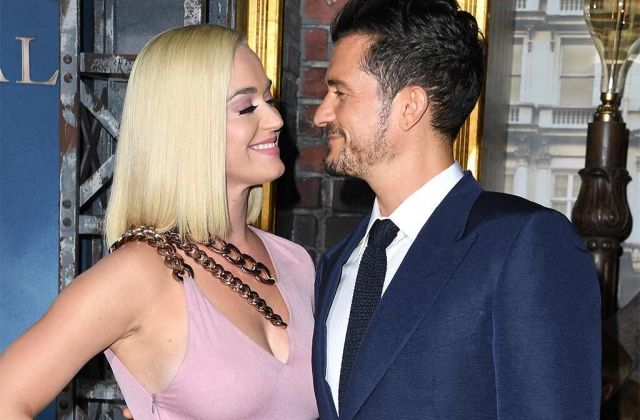 Katy Perry's pregnancy news