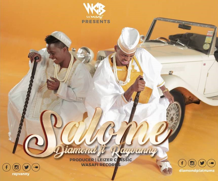 Download -- 'SALOME'     New Song by Diamond Platnumz ft