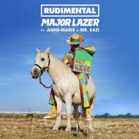 Let Me Live - Major Lazer  Rudimental feat Anne Marie & Mr Eazi