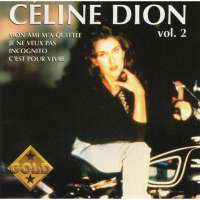 Incognito by Celine Dion