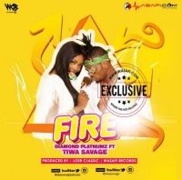 Fire by Diamond Platnumz ft. Tiwa Savage