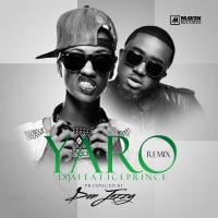 YARO (remix) - Di'Ja ft. Ice Prince