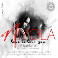 Love To Love You by Niyola ft. Banky W