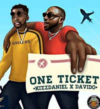 One Ticket - Kizz Daniel Ft. Davido