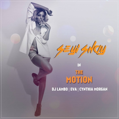The Motion - DJ Lambo Ft. Seyi Shay, Cynthia Morgan & Eva Alordiah