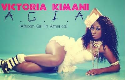 A.G.I.A - Victoria Kimani