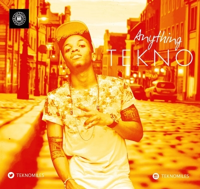 Anything - Tekno