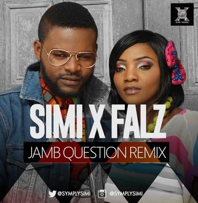 Jamb Question (remix) - Simi Ft. Falz