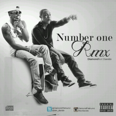 Number One (remix) - Diamond Platnumz Ft. Davido