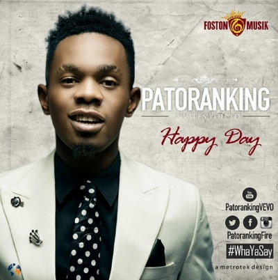 patoranking happy day 9jabaze