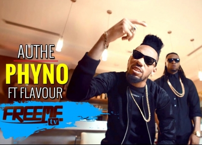Authe (Authentic) - Phyno Ft. Flavour