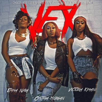 VEX - Victoria Kimani FT Cynthia Morgan, Emma Nyara