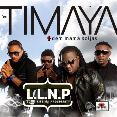 Happy Happy (feat. Dem Mama Soljas) - Timaya