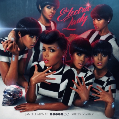 The Chrome Shoppe - Janelle Monáe