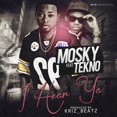 Hear Ya - Tekno & Mosky