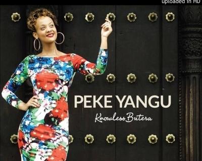 Peke Yangu - Butera Knowless