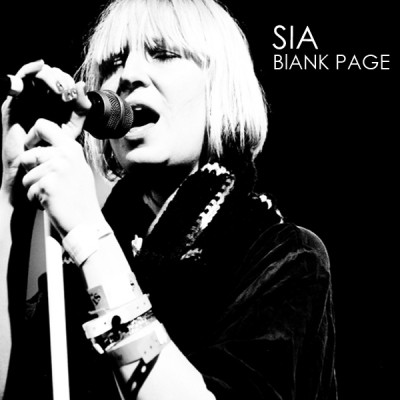 Blank Page - Sia