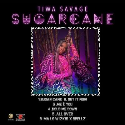 Hold Me Down - Tiwa Savage