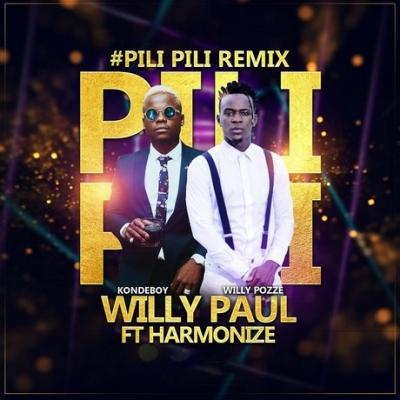 Pili Pili - Harmonize, Willy Paul