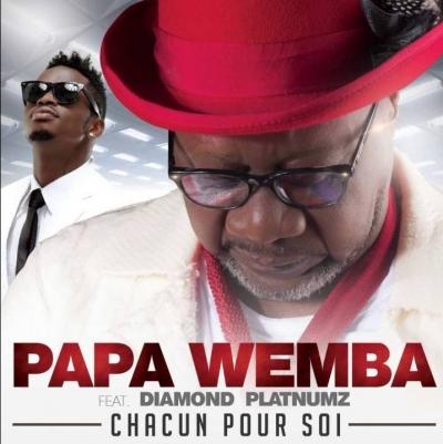 Chacun Pour Soi - Papa Wemba Ft Diamond Platnumz