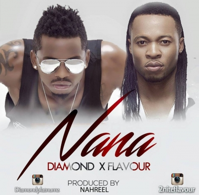Nana - Diamond Platnumz Ft. Flavour
