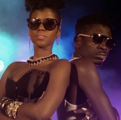 Dancehall Queen - Shatta Wale Ft MzVee