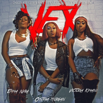 Vex - Emma Nyra, Cynthia Morgan & Victoria Kimani