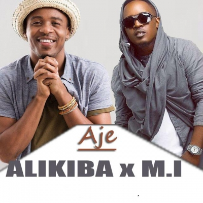 AJE (remix) - Alikiba Ft. M.I
