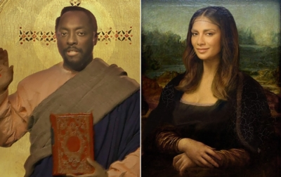 Mona Lisa Smile  - Will.i.am Ft. Nicole Scherzinger
